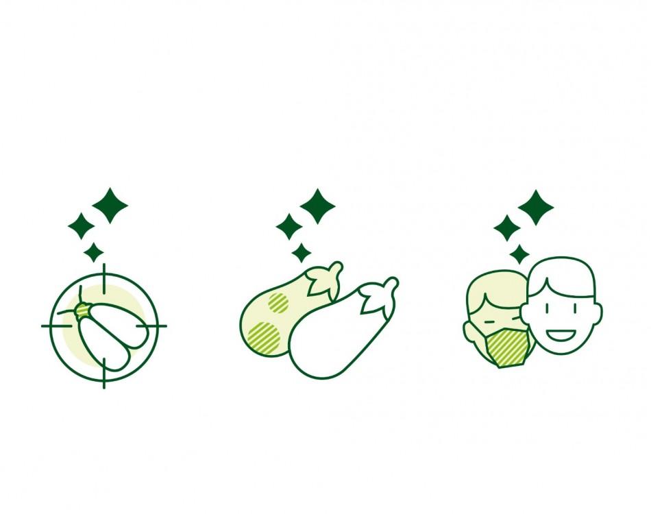 CleanLeaf icons Aubergine
