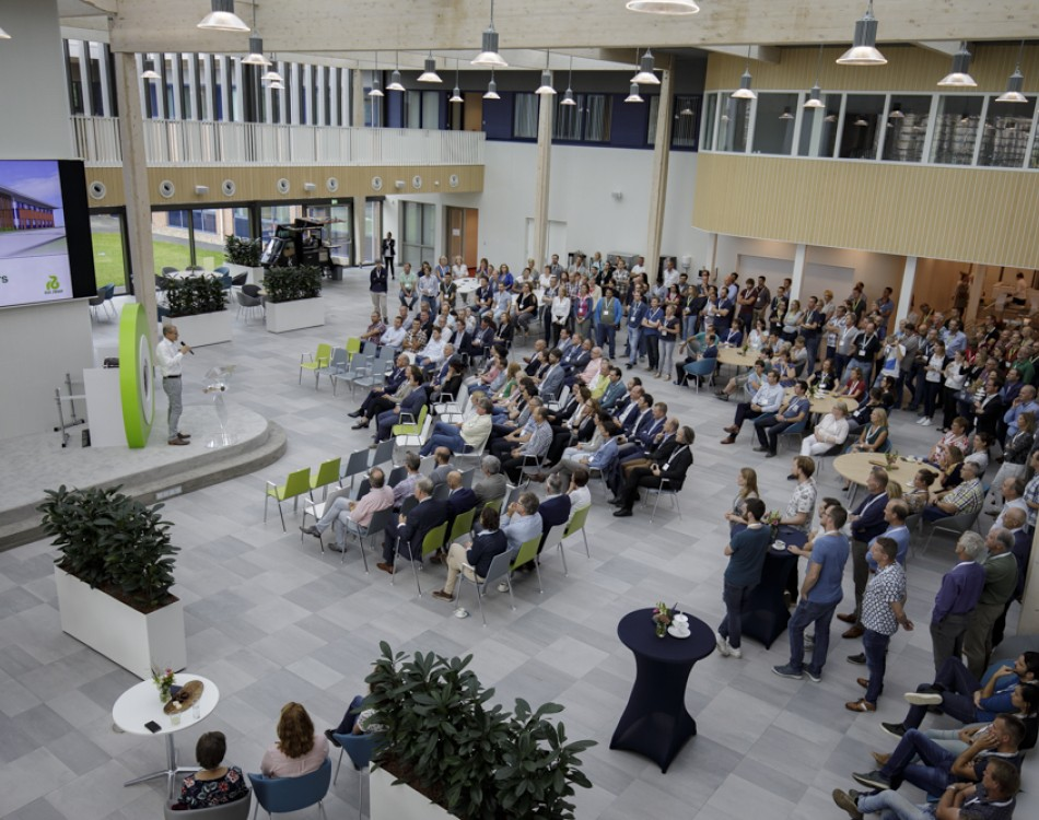Opening ceremony new buildings Fijnaart 09-2018